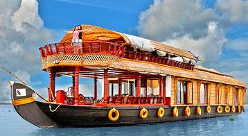 قوارب كيرلا المنزلية