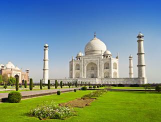 الوجهات السياحية بشمال الهند